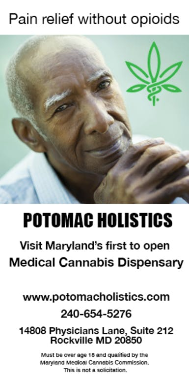 Potomac Holistics Spend $150 get $30 off!