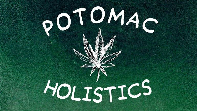 Potomac Holistics 15% Off All Flower!
