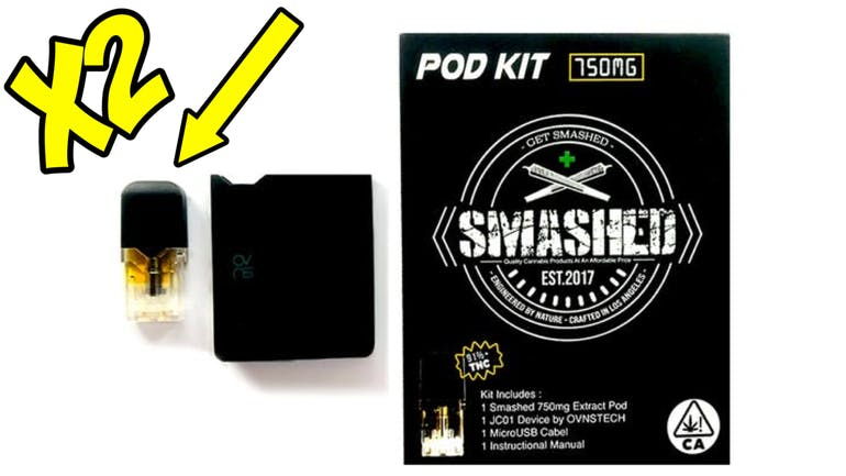 Healthy Greens - Dublin/ Pleasanton 1 POD Kit / 3 Pods Only $120