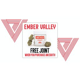 loCAL Supply Up to 50% off and a Free Joint!