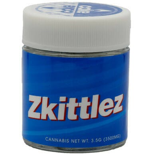 Flower - Cake Cannabis - Jar Zkittles 3.5g - OTD