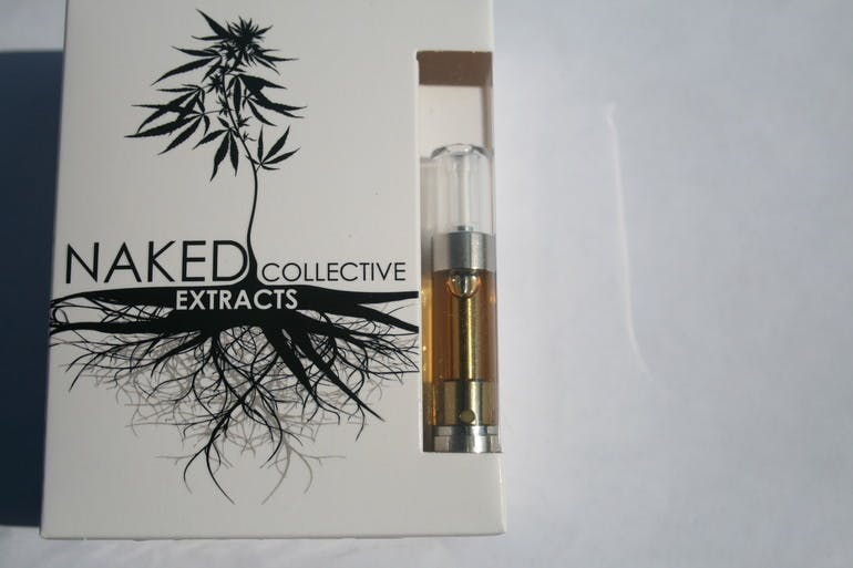 Naked Collective 3 1 GRAM CARTRIDGES FOR $100