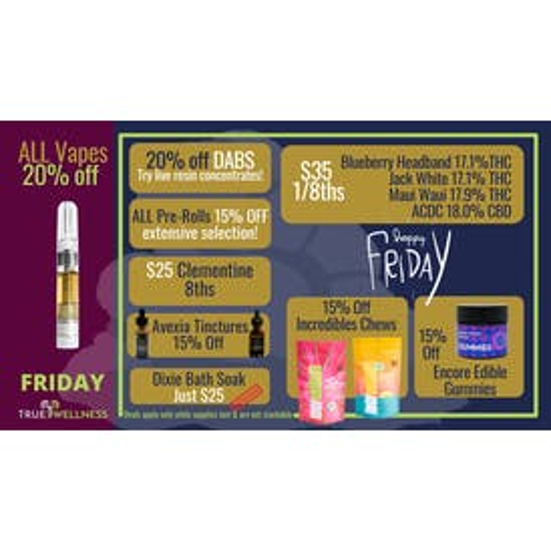 True Wellness - Laurel Fried-day deals!!!!!