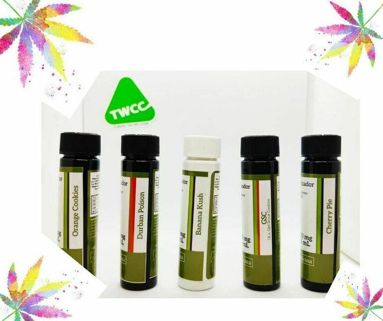 The Wellness Cannabis Center, LLC Cartriges Tu Medicina $45.00