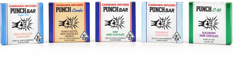 The Plant Any Punch Bar $1 with purchase