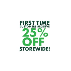 The Plant 25% OFF FIRST TIME CUSTOMERS!