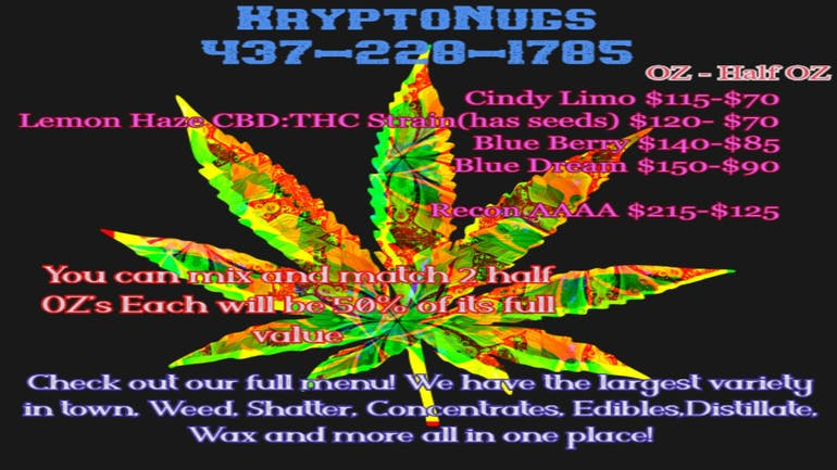 KryptoNugs $115-215 OZ Deals