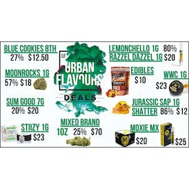 Urban Flavours Delivery - Citrus Heights 🍪 Blue Cookies 27% $12.50 8th
