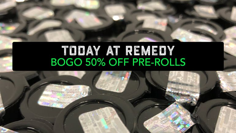 Remedy Columbia PRJs Buy One Get One 50% Off!