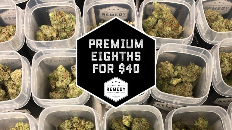 Remedy Columbia Nature's Heritage 8ths for $40
