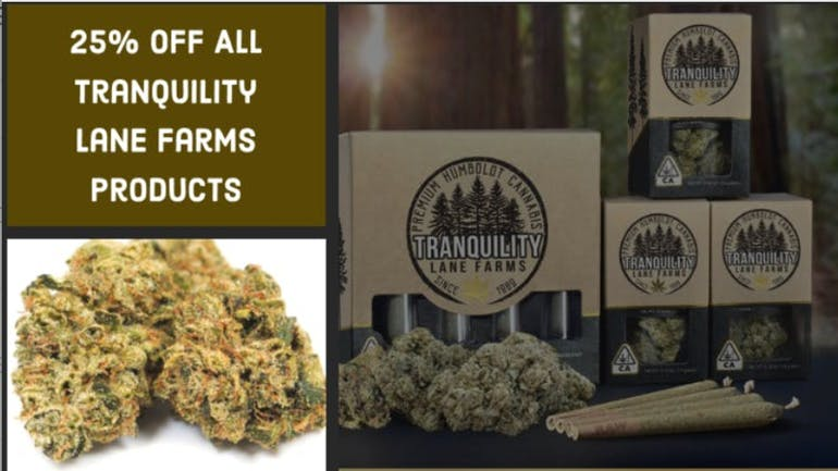 Green Cuisine Delivery Santa Barbara 25% off Tranquility Lane Farms