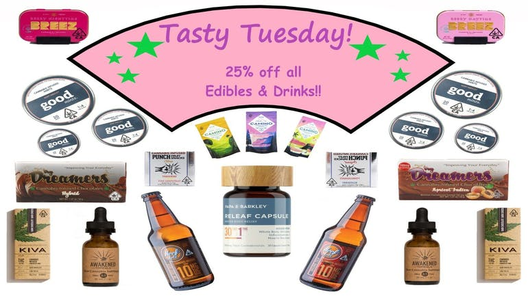 Green Cuisine Delivery Santa Barbara 25% OFF EDIBLES and DRINKS