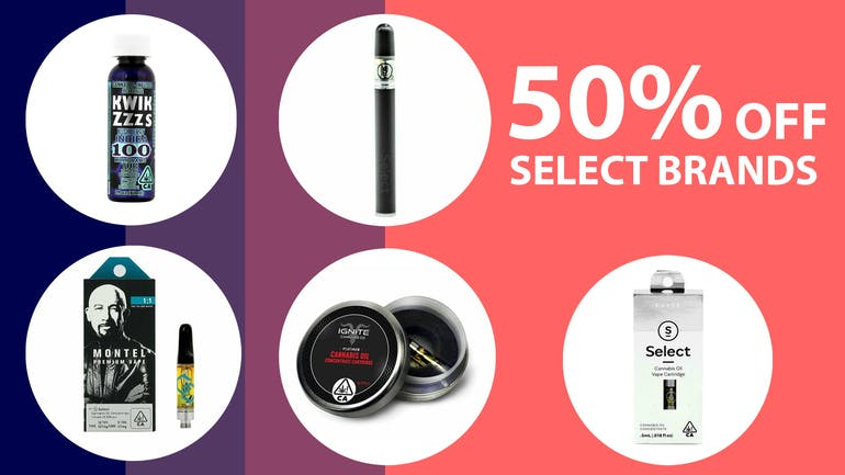 Puffy Delivery 50% Off Cartridges