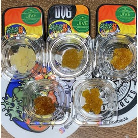 Homestead Harvest - Miami $25/g Rare Extracts Live Resin