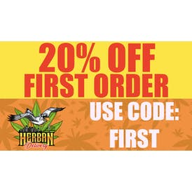 Herban Delivery 🚀★🔥20% OFF FIRST ORDER🔥★💨