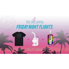 Tropicanna Dispensary and Weed Delivery BUNDLE 3 items, get 15% OFF!!!!