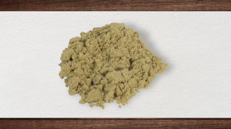 Nature's Medicines Fountain Hills $7 grams of Kief!
