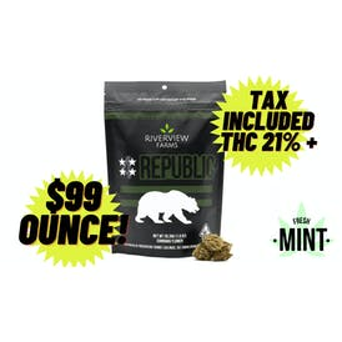 Fresh Mint $99 Summer Ounce Deal! *Tax Inc