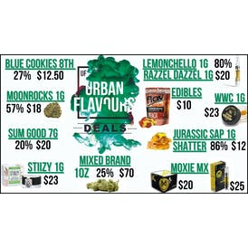 Urban Flavours Delivery - Campbell ⛽ FRESH DROP $10 8TH'S