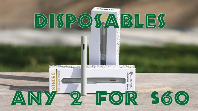 Uplift 2 Disposable Vape Pens - $60