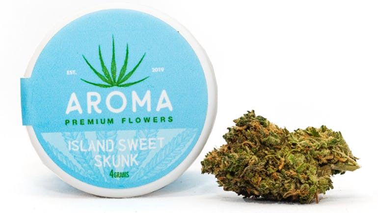 THC Delivery Island Sweet Skunk $15 OFF