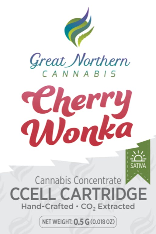 Great Northern Cannabis $49 0.5g Cartridges!