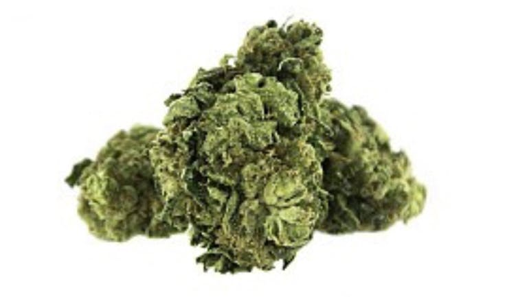 Urban Flavours Delivery - East Bay 1/8 oz. Sour Diesel $15