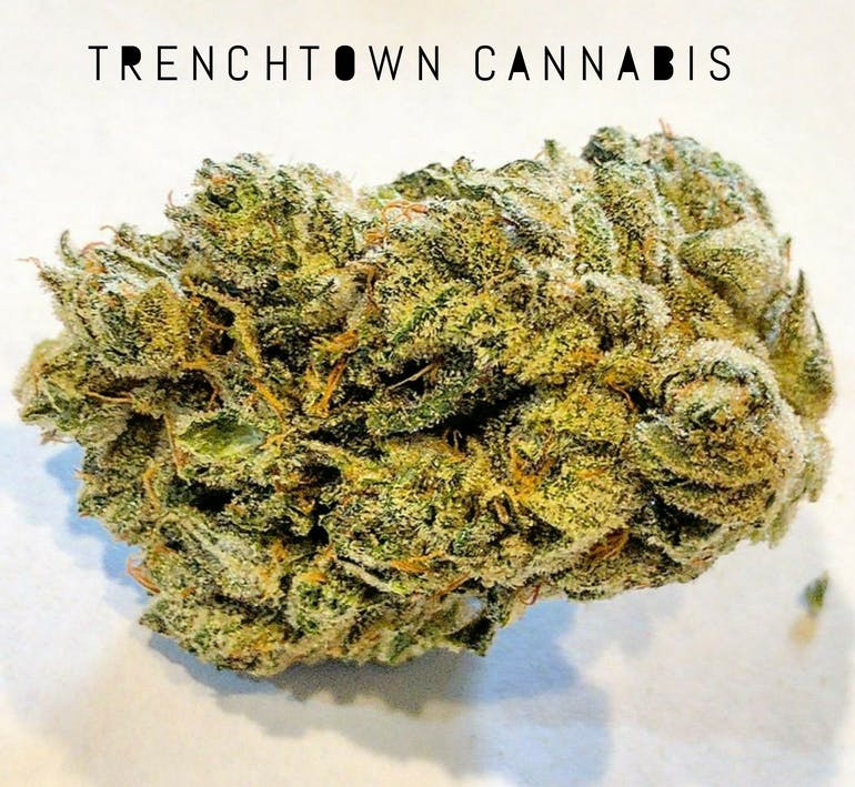 Trenchtown REC & MED Dispensary-REC MENU $79 Fire REC Ounce