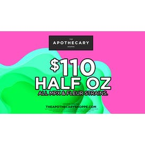 The Apothecary Shoppe - Las Vegas Strip 4-16