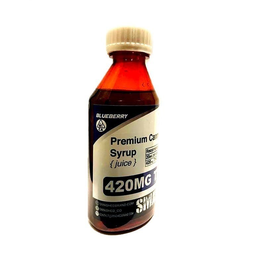 Big Bear Budz FREE Smashed Syrup w/ $50 Don.
