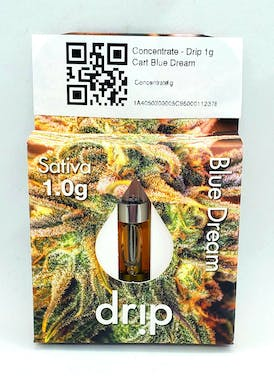 Concentrate - Drip Cart Blue Dream 1g