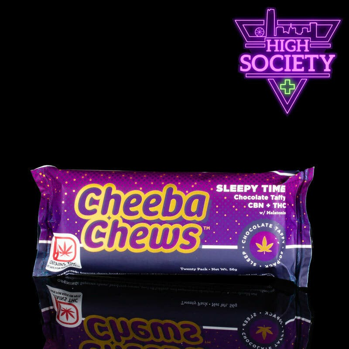 Cheeba Chews- Sleepy Time 2:1
