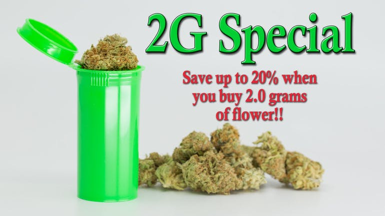 Raspberry Roots 2 Gram Deal!! Up to 20% OFF