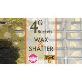 LaConte's Clone Bar & Dispensary on Washington 4g for $49- Wax or Shatter