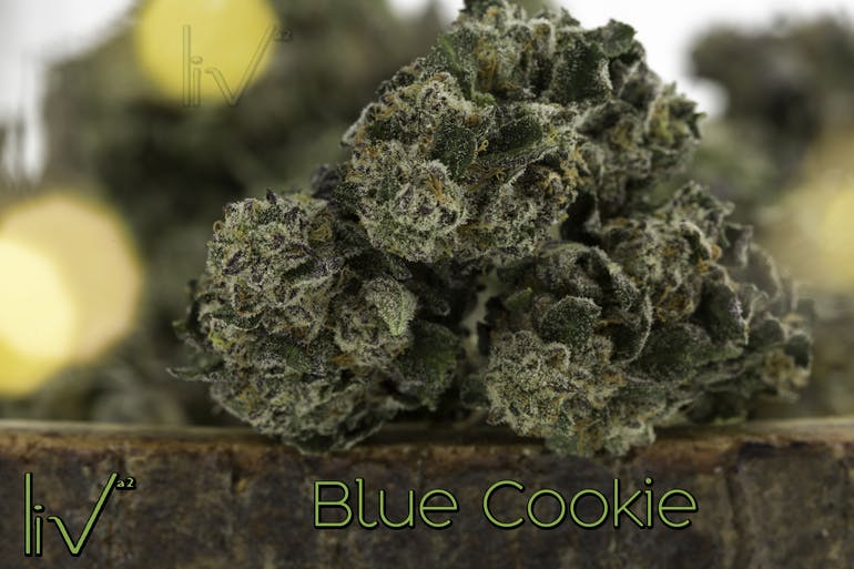Indica - Blue Cookie