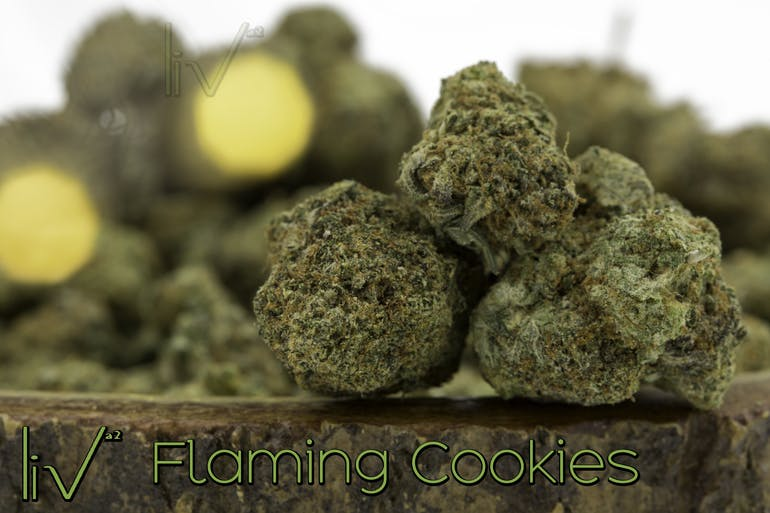 Indica - Flaming Cookies