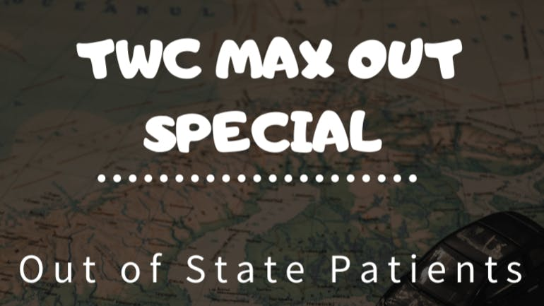Takoma Wellness Center Out-of-State 10% OFF Whole Order