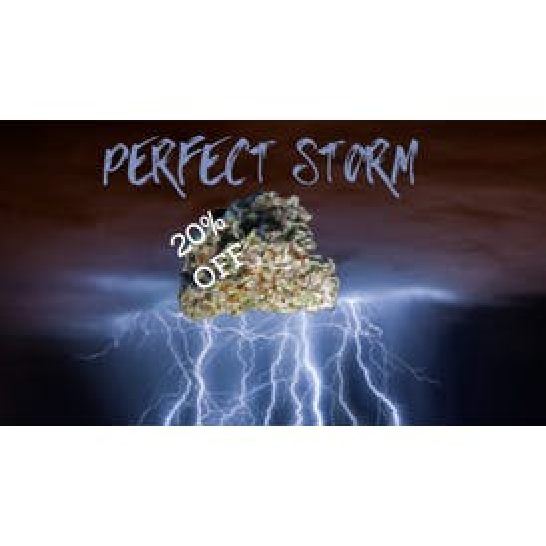 Takoma Wellness Center Perfect Storm 20% Off