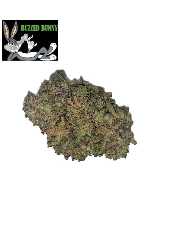Buzzed Bunny BLACK BERRY KUSH 160$ OZ PRIVATE