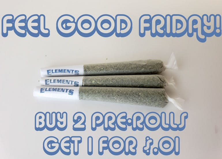 Top Shelf OKC Buy 2 joints get 1 for .01