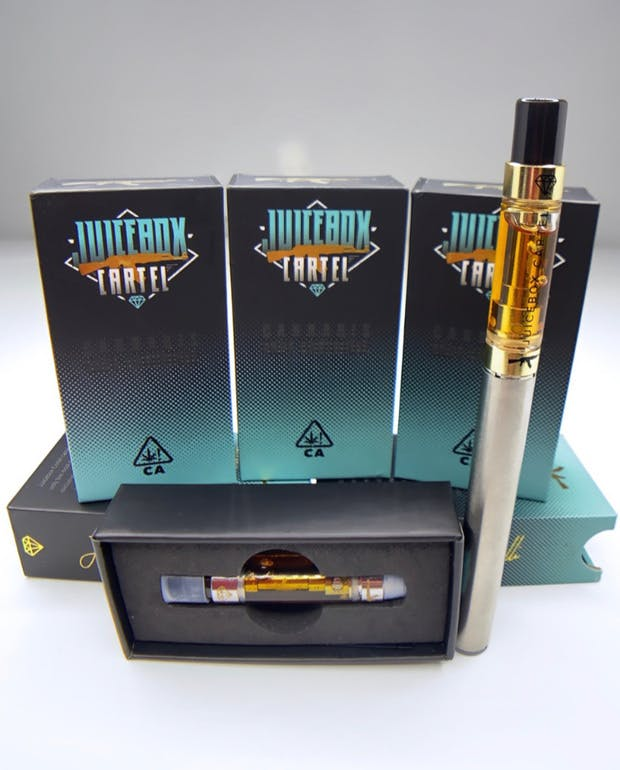Juicebox Cartel Buy 1 Juicebox Cart Get 1 Free
