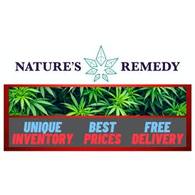 Nature's Remedy Delivery - NOW OPEN $60 MIA Runtz ; 4 for $70 Carts!