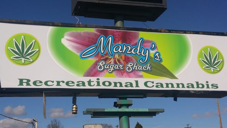 Mandy's Sugar Shack Weekly Special Menu