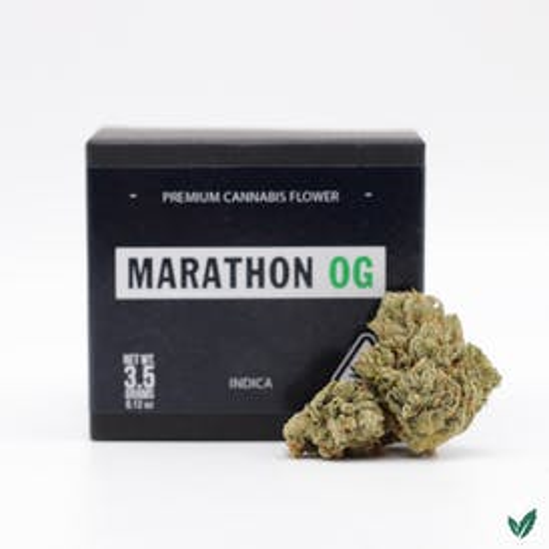 CURE COMPANY - The Marathon OG - 3.5g - Flower
