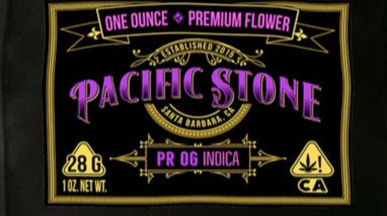 Primetiming Pacific Stone -1 oz -$105