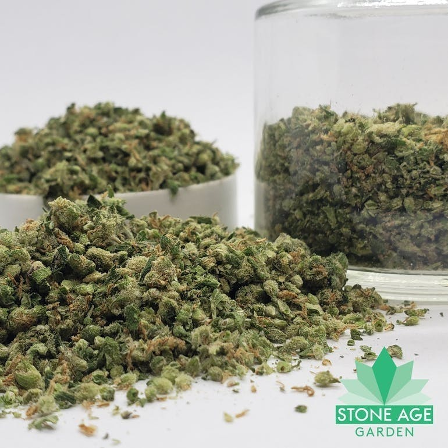 Harvest Shake 19.89 % THC | Stone Age Farmacy