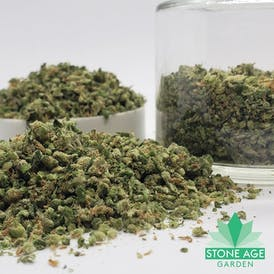 Harvest Shake 19.89 % THC | Stone Age Farmacy