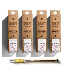 O.Pen Craft 1000mg Cartridge- Sativa
