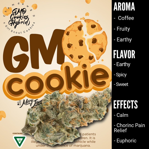 GMO Cookie