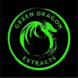 Green Dragon Extracts - GMO - 1/2G Cartridge with Battery